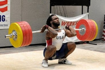 clean-and-jerk
