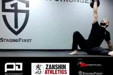 Evénements StrongFirst France et RedStarKettlebell